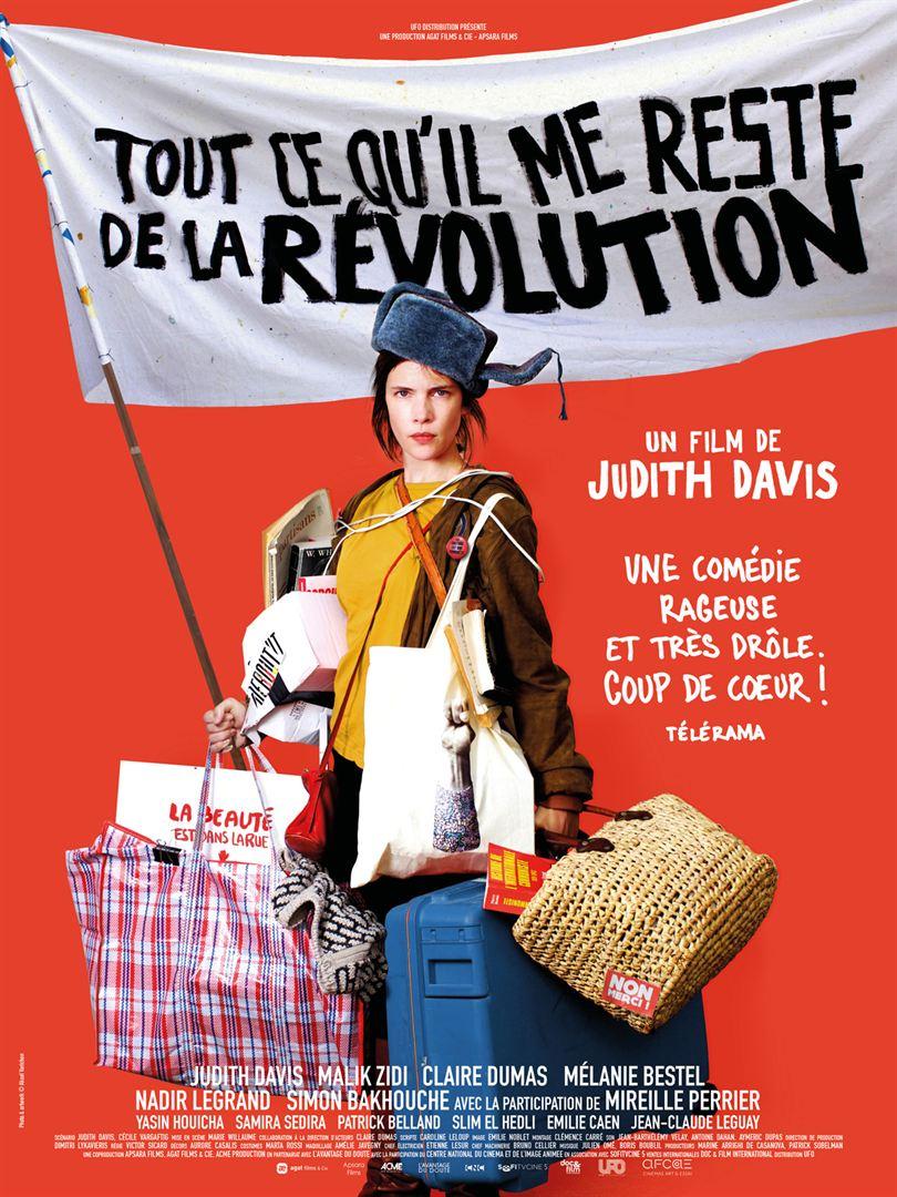 Tout ce qu'il me reste de la révolution (2019)