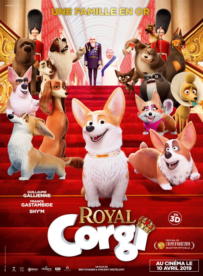 Royal Corgi (2019)
