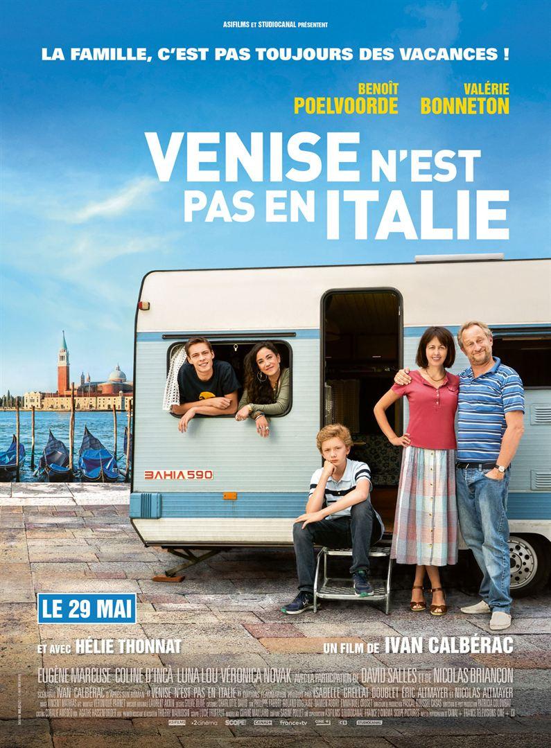 Venise n'est pas en Italie (2019)