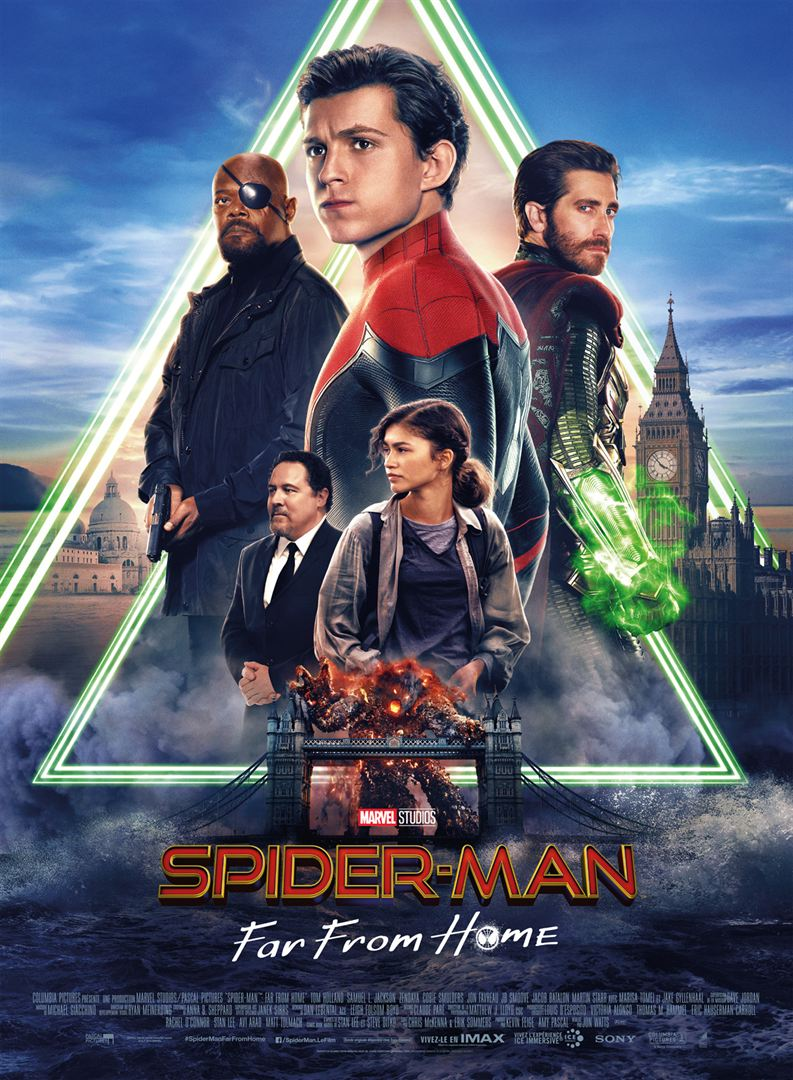 Spider Man - Far From Home  (2019)