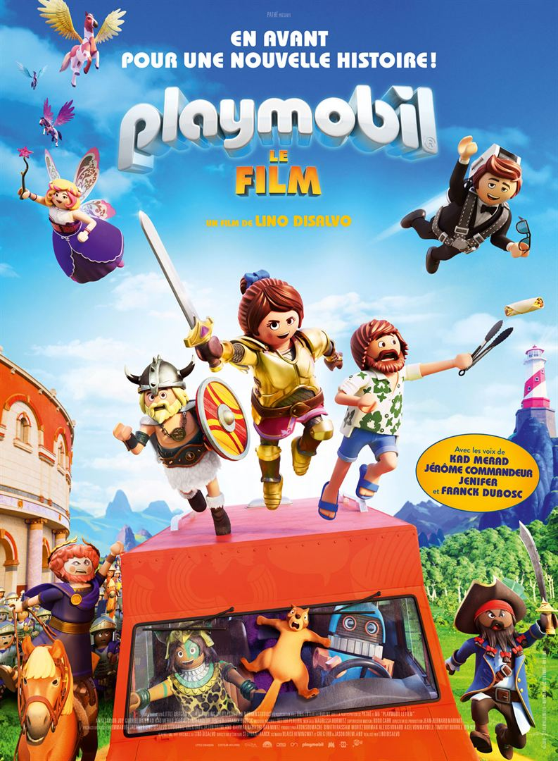 Playmobil: Le Film (2019)