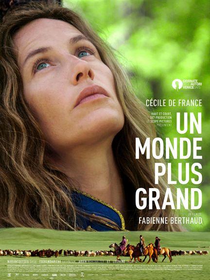 Un Monde Plus Grand (2019)