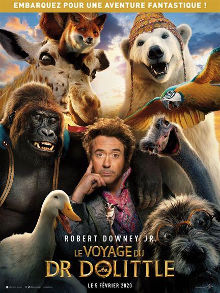Le Voyage du Dr. Dolittle (2020)