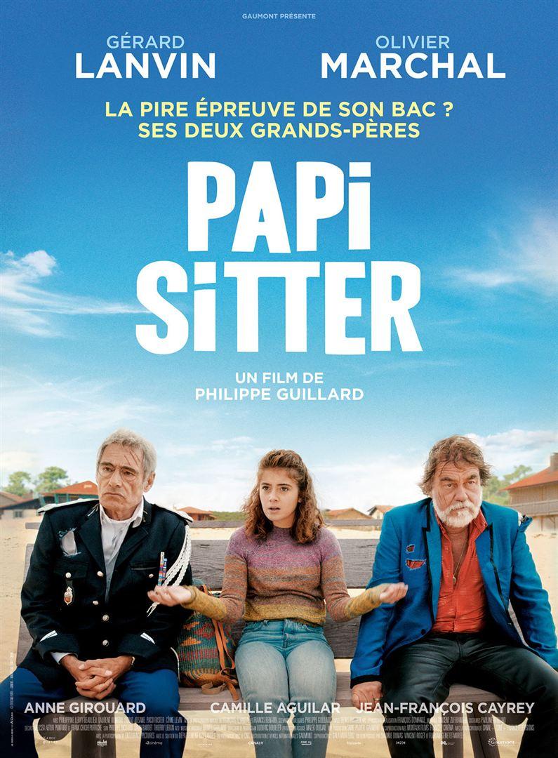 Papi Sitter (2020)