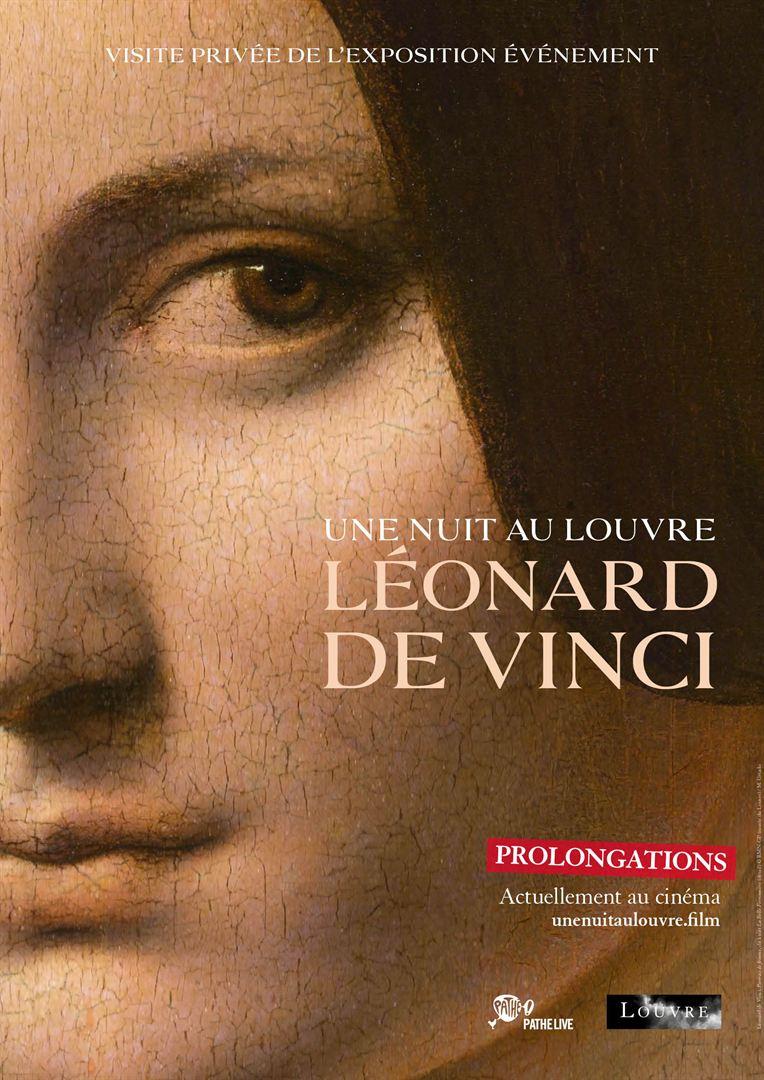 Une nuit au Louvre: Léonard de Vinci (2020)