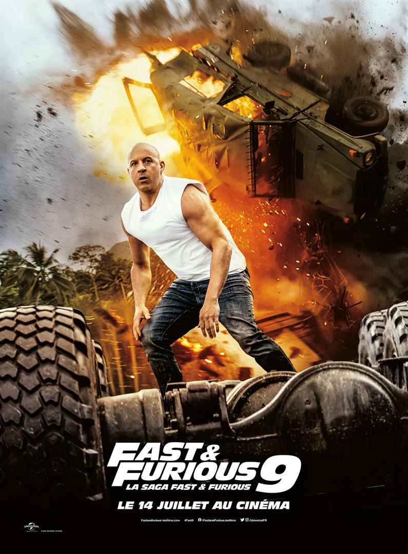 Fast and Furious 9 (2021)
