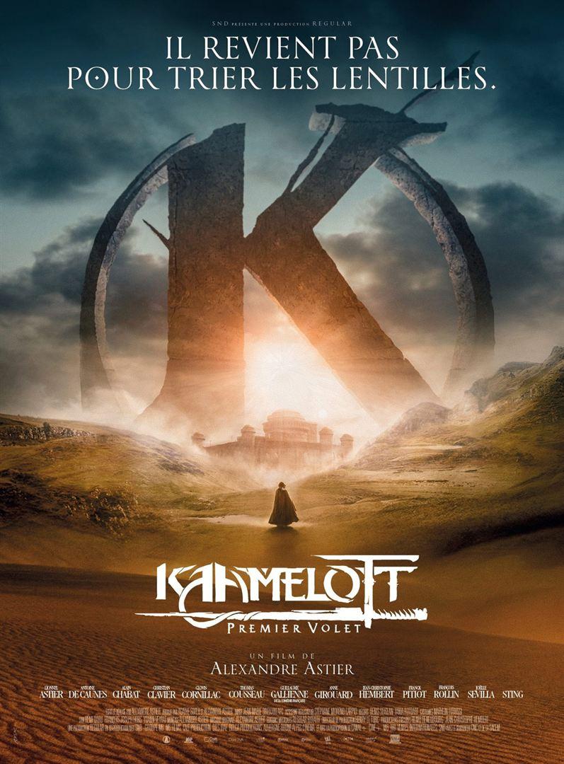 Kamelott - 1er volet (2021)