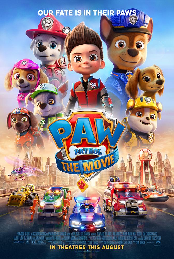 La Pat'patrouille - le film (2021)