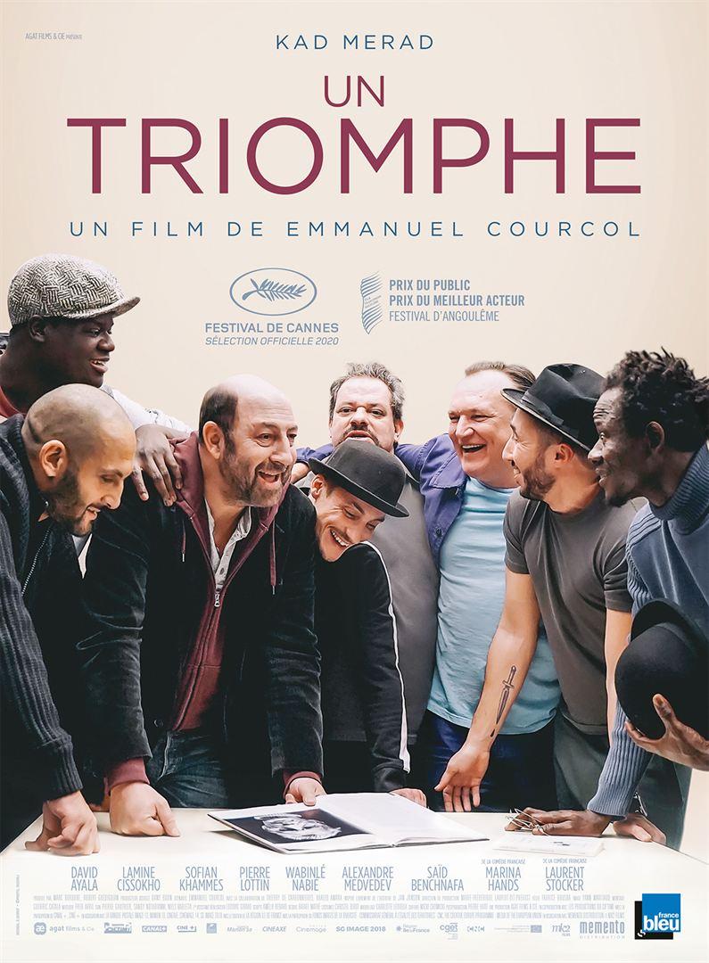 Un Triomphe (2021)